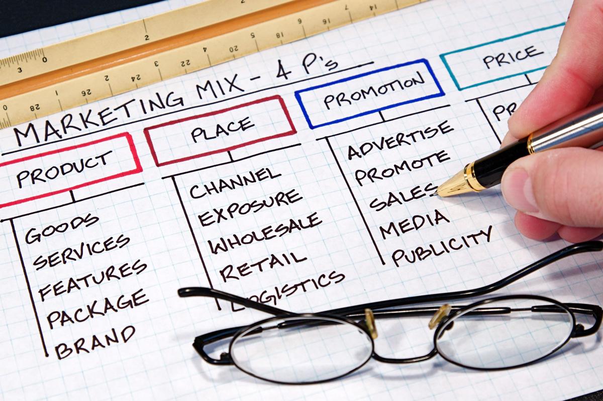 マーケティングミックス(4P)を実践レベルで使う7つのコツ