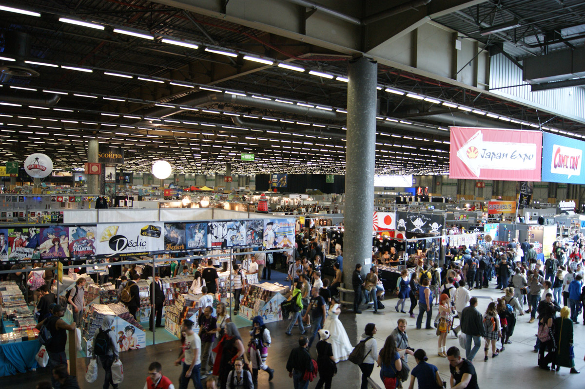 - Date japan expo 2017 ...