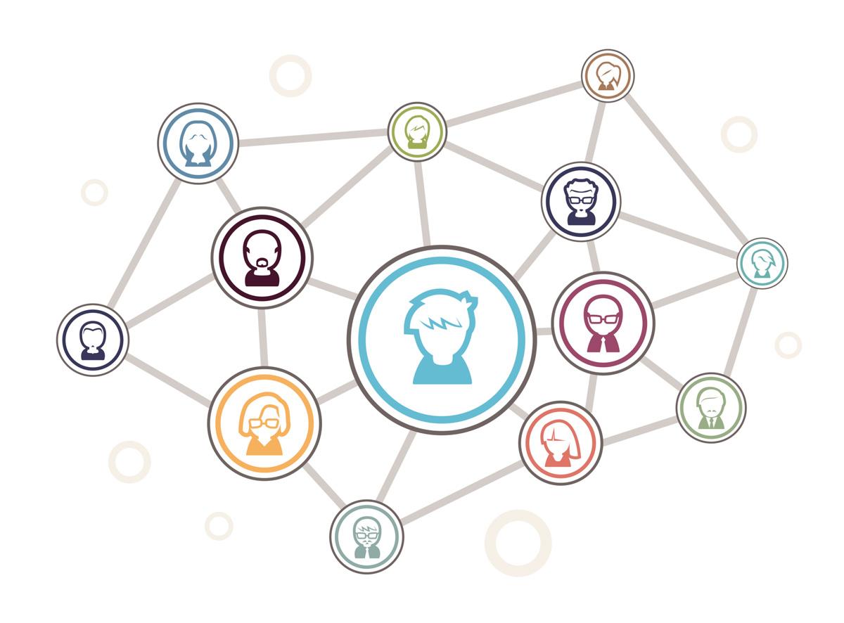 ネットワーク外部性とは〜製品戦略に組み込んで高いシェアを狙う